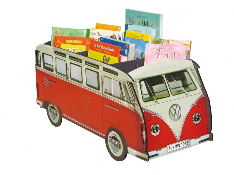 Bildebokkasse, Bokbuss VW T1