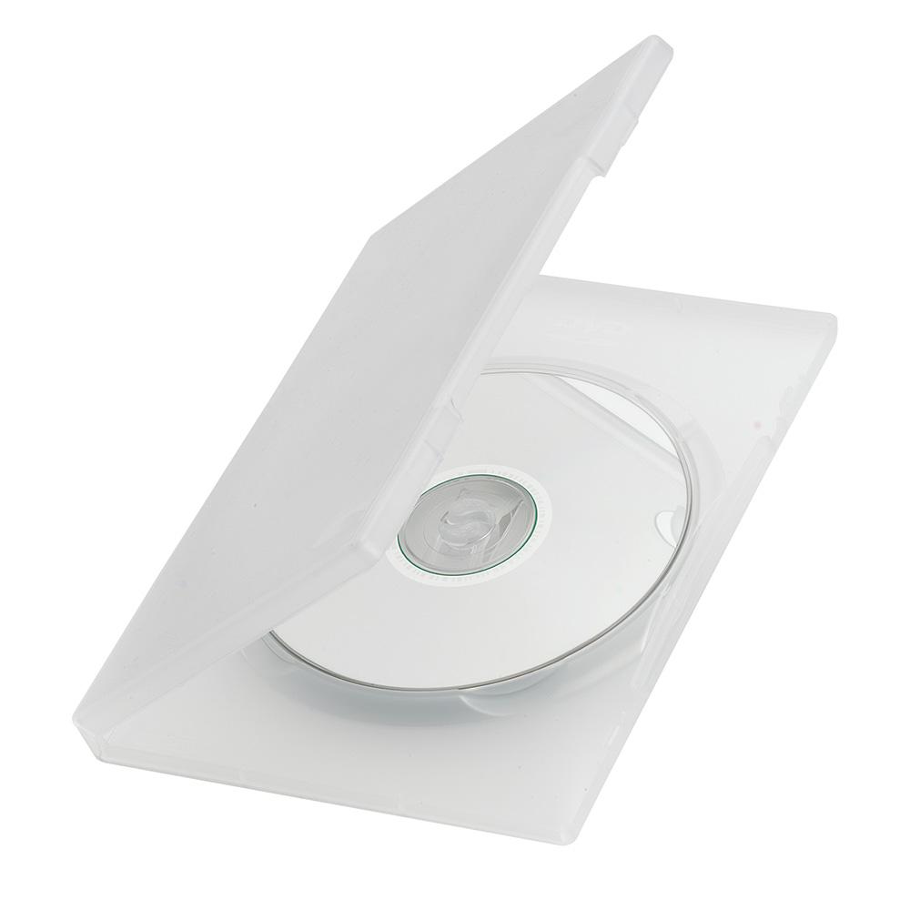 DVD boks standard, 1 plate