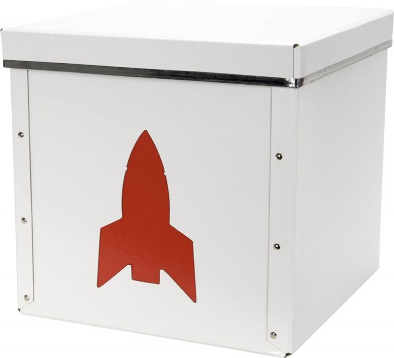 Nellie oppbevaringsboks, Rocket