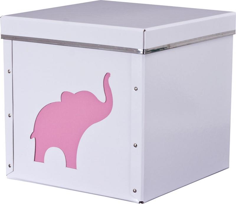 Nellie oppbevaringsboks, Elephant