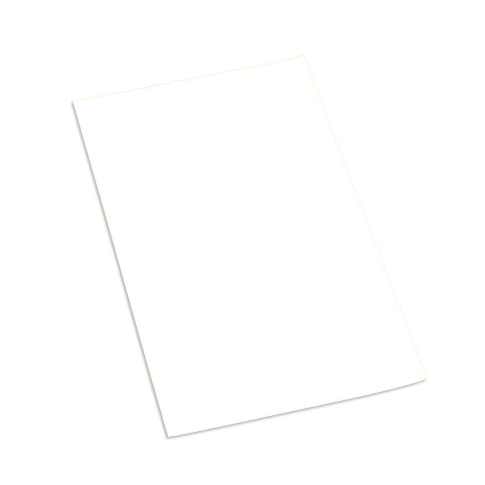 Etikett m/valgfri tekst, hvit, 360 stk.