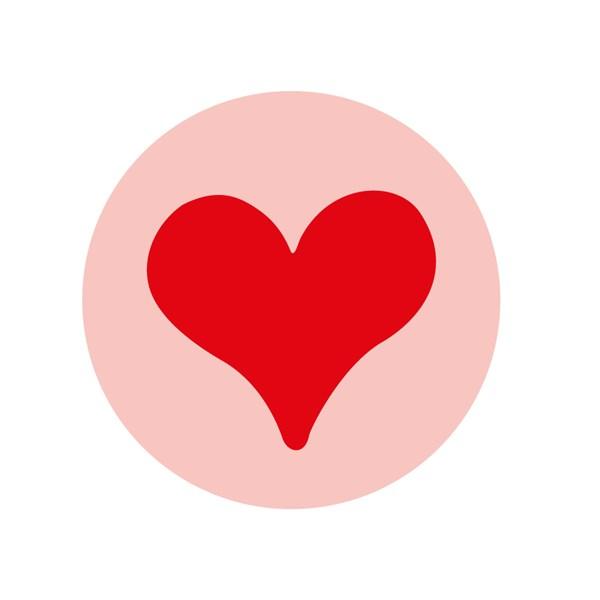 Etikett Kjærlighet, 224 stk.