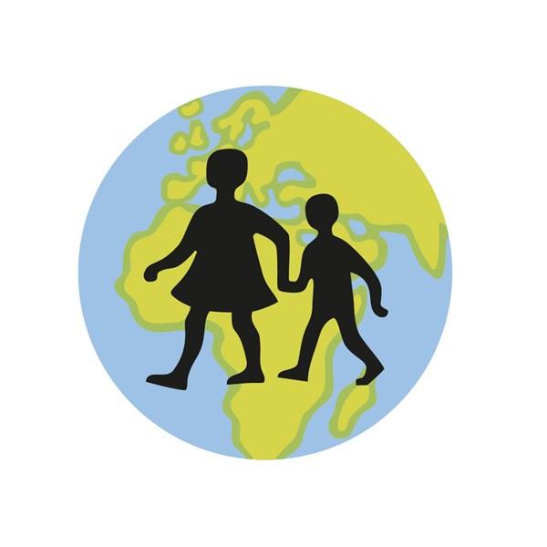Etikett Verdens barn, 224 stk.
