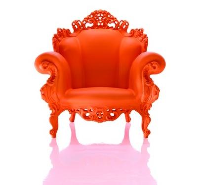 Stol Proust, oransje
