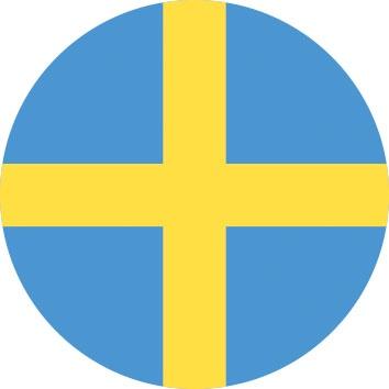 Etikett Svensk, 224 stk.