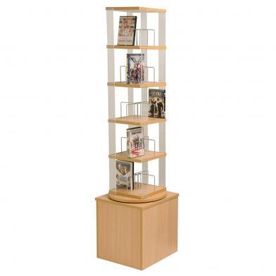Grangeline tårn, pocket/DVD, u/hjul