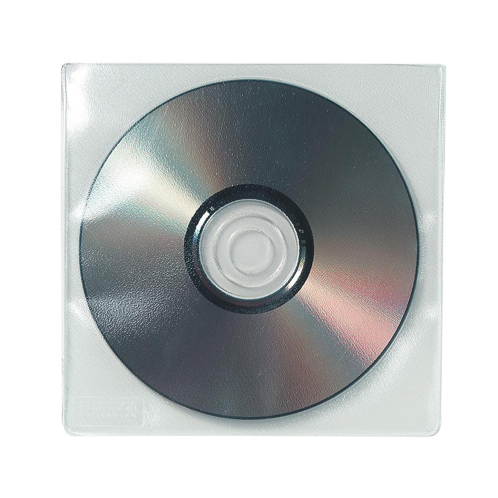 CD/DVD lomme, 10 stk.*utgår*