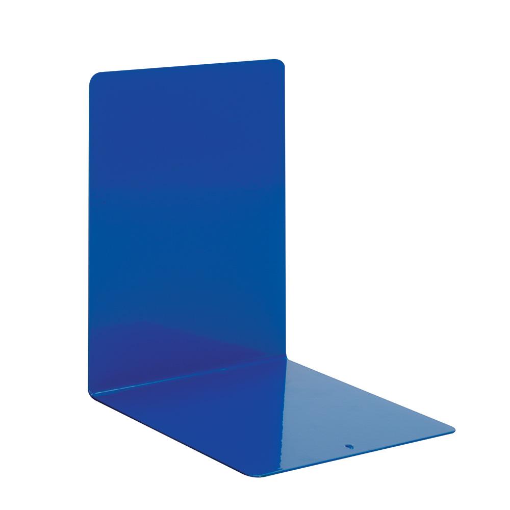 Bokstøtte, blå, 10 stk.