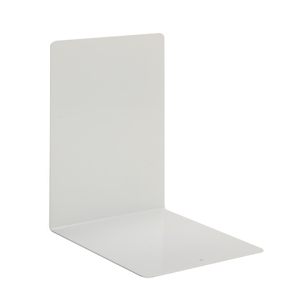 Bokstøtte XL, hvit