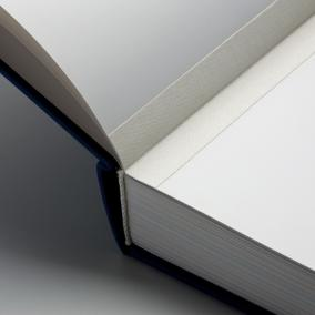 Tekstiltape (falsesjirting) 3 cm x 25 m, hvit