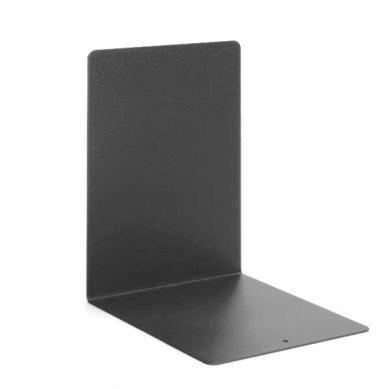 Bokstøtte XL, mørk grå