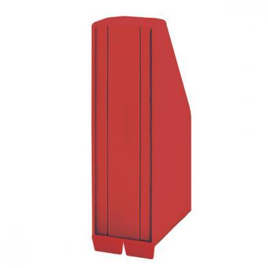 Blindbok, dobbel, 7 cm, rød