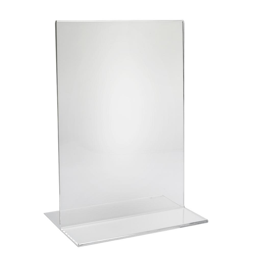 Plakatholder A4, dobbeltsidig