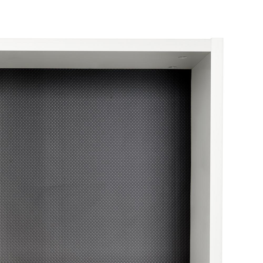 Antisklimatte 1 x 1 m, svart