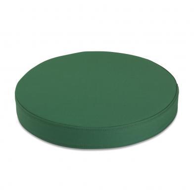 Sittepute Ø35 x H5 cm, grønn