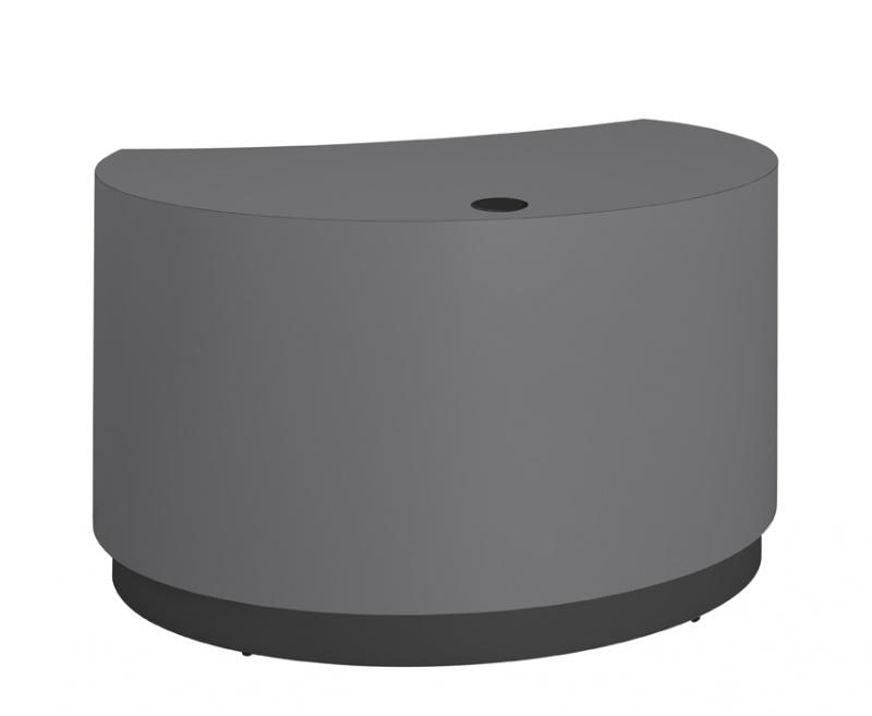 Info Pod, lysegrå/mørkegrå