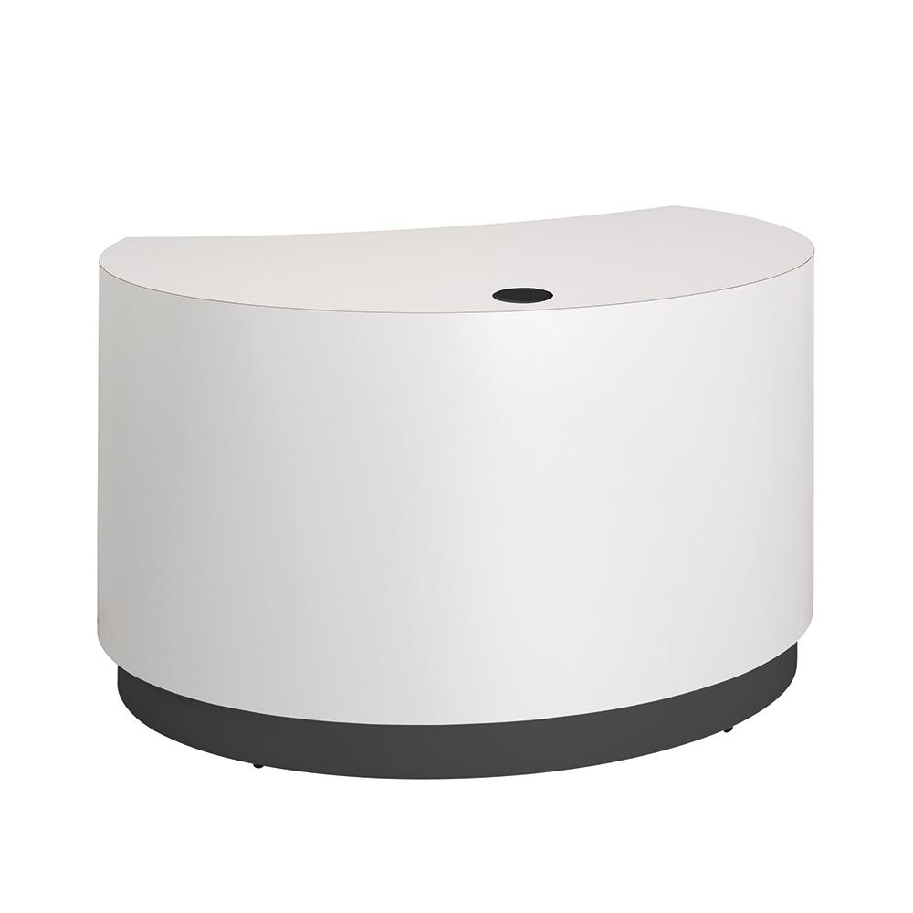 Info Pod m/LED, hvit/mørkgrå