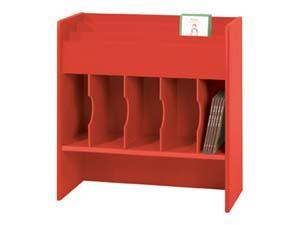 Bildebokkrybbe Store Claus, rød