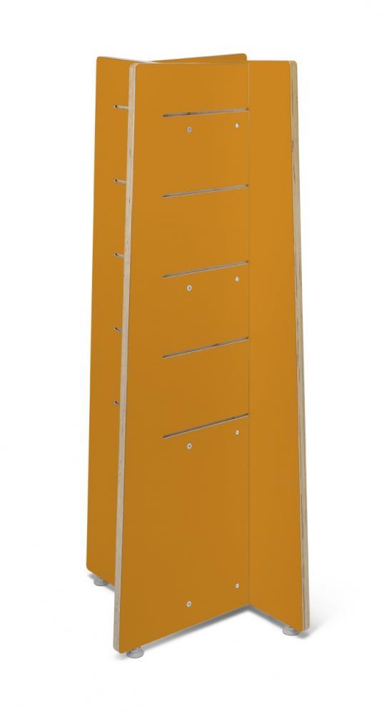 Quattro Mini Plus m/12 holdere, oransje