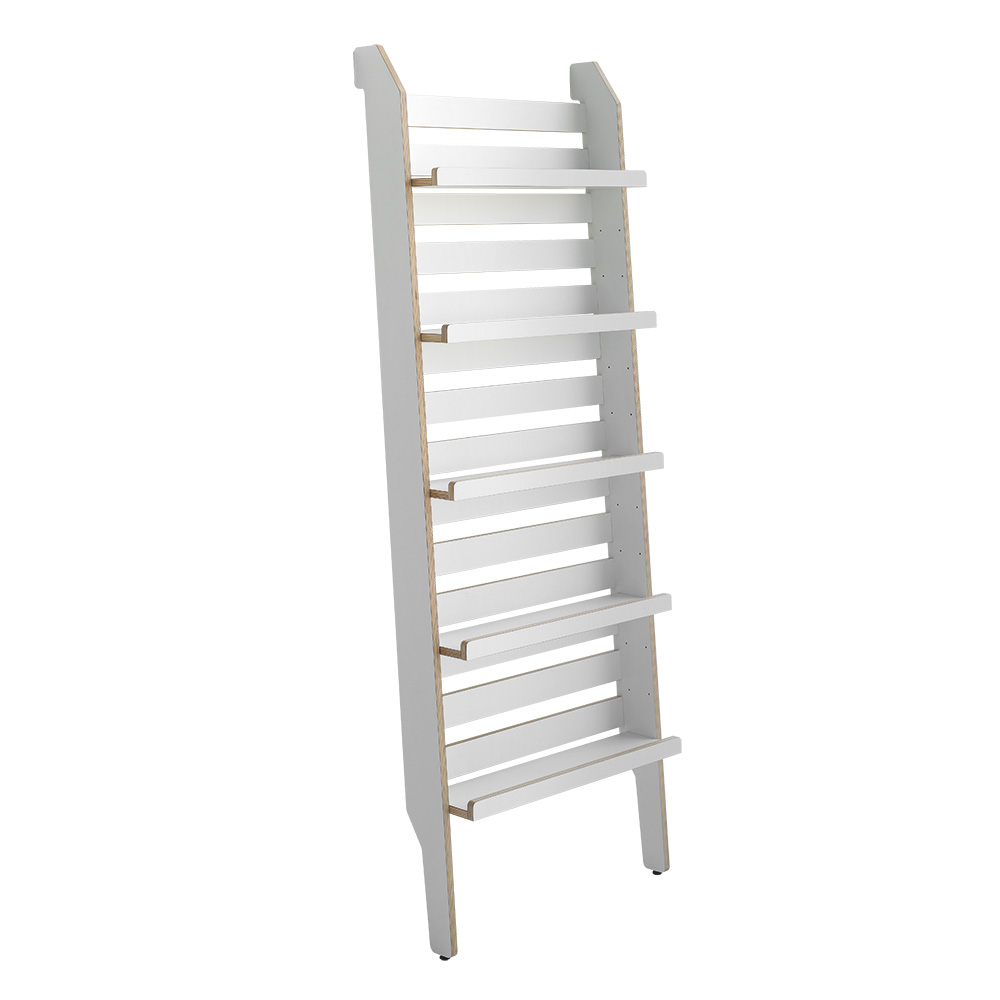 Showalot ladder, vegg, hvit