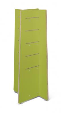 Quattro Mini Plus m/12 holdere, lime