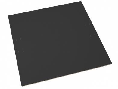 Readalot bordplate, svart