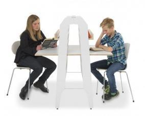 Readalot table, hvitt