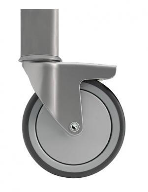 Reservehjul u/brems til bokvogn