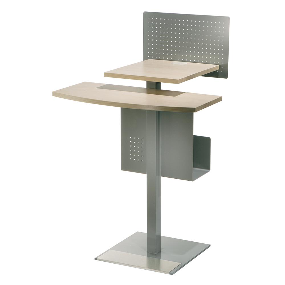 Opac ståbord med CPU konsoll