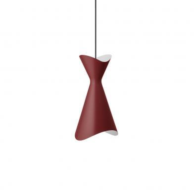 Ninotchka lampe, B195 mm, rød