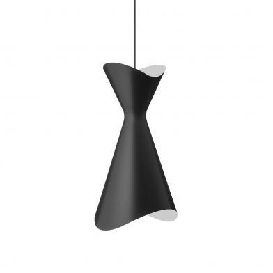Ninotchka lampe, B275 mm, sort