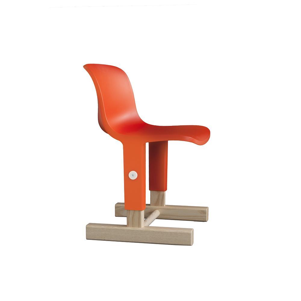Barnestol, Little big chair, oransje