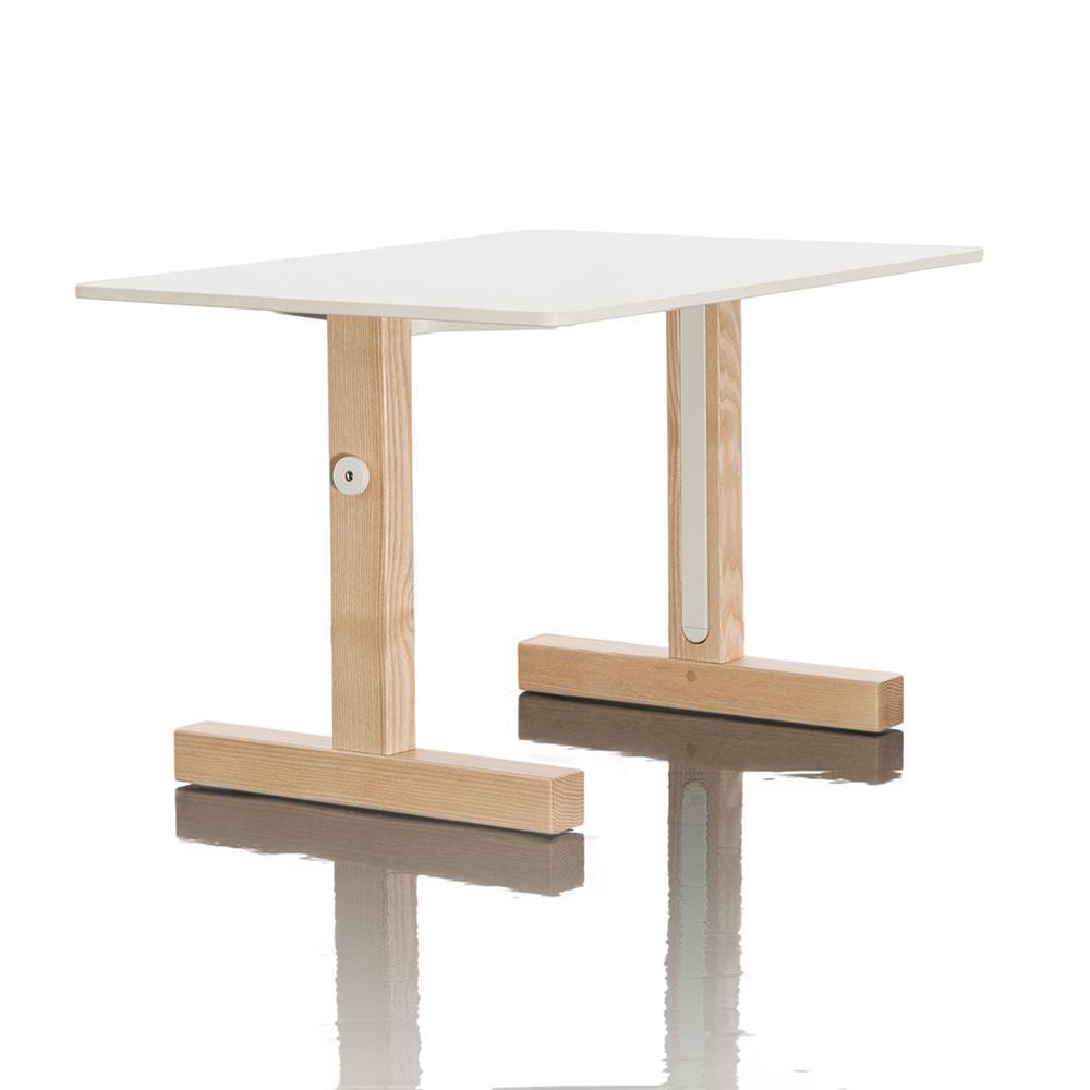 Barnebord, Little big table, hvitt