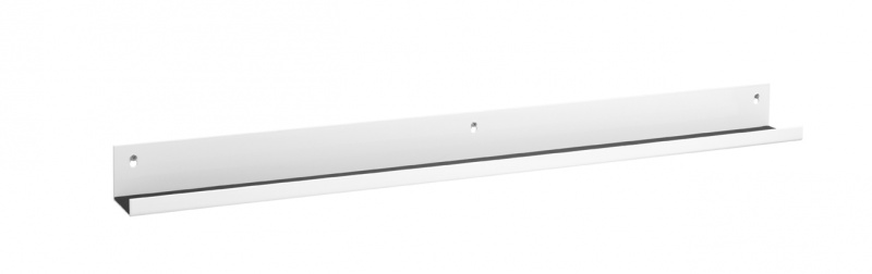 Sharp eksponeringslist 1 m, hvit