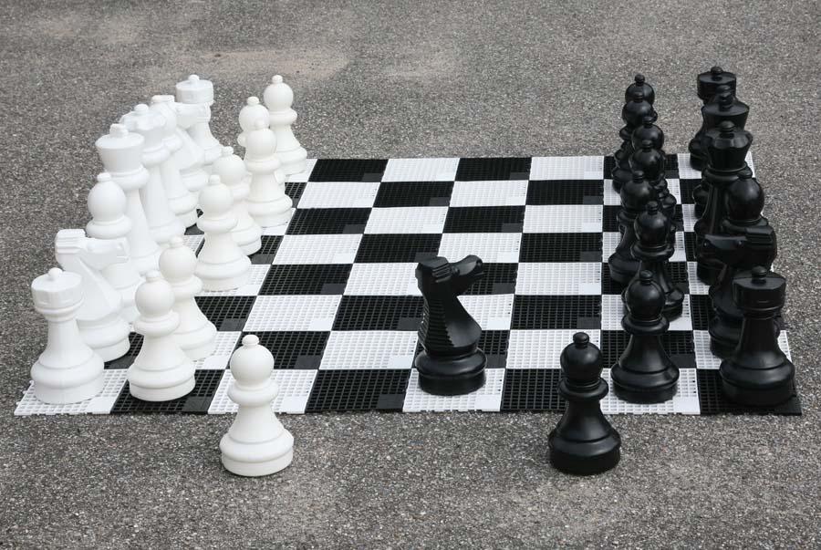 Sjakkbrikker til matte 82355
