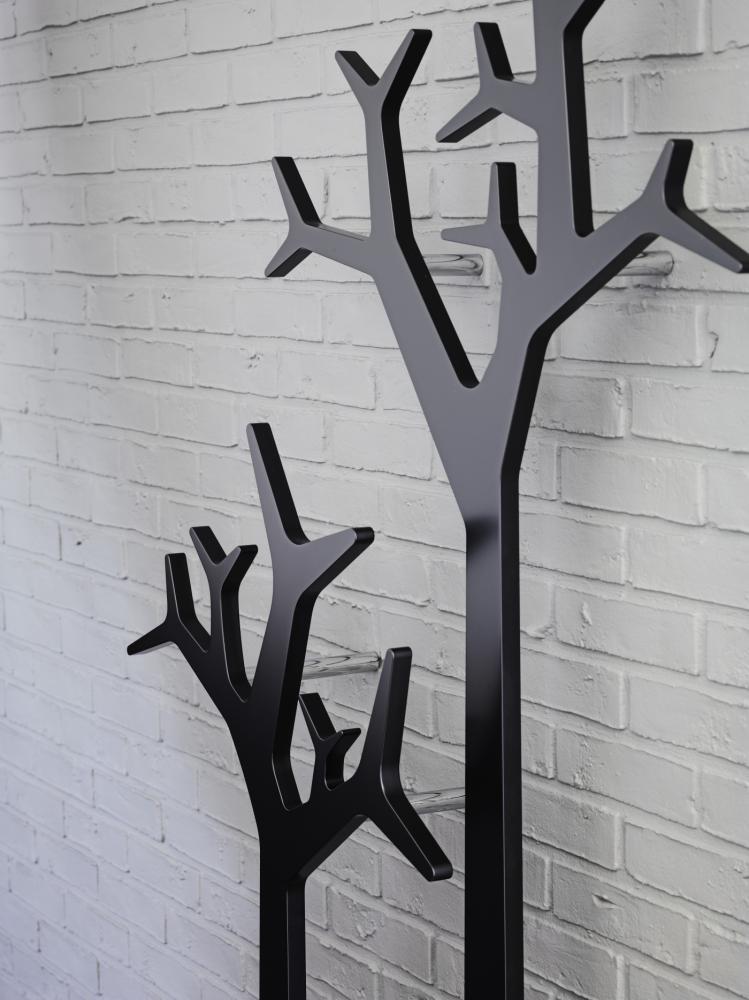 Stumtjener Tree, veggmodell H194, valgfri farge