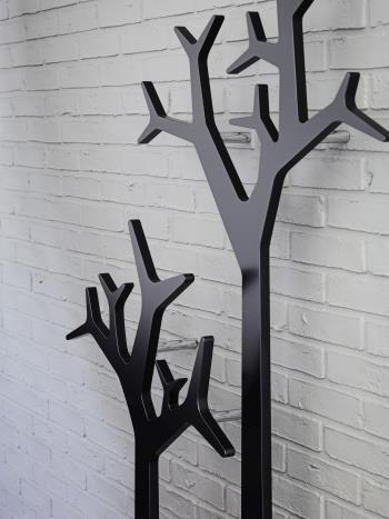 Stumtjener Tree, veggmodell, H134, valgfri farge