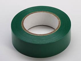 Merketape 15 mm x 10 m,grønn