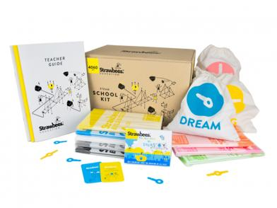 Strawbees School & Library Kit