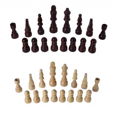 Ekstra sjakkbrikker til sjakkbord
