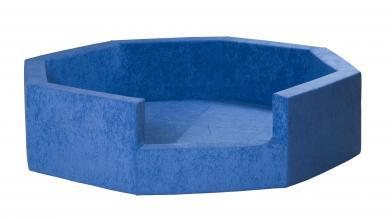Trekk til Emil sittebinge, blått