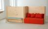Sofa Kinkeliane, kryssfiner/plywood