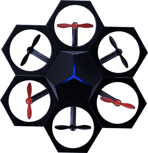 Airblock Drone