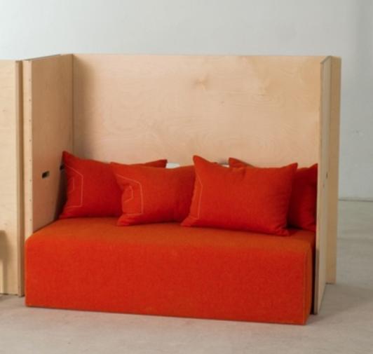 Sofa Kinkeliane, standard