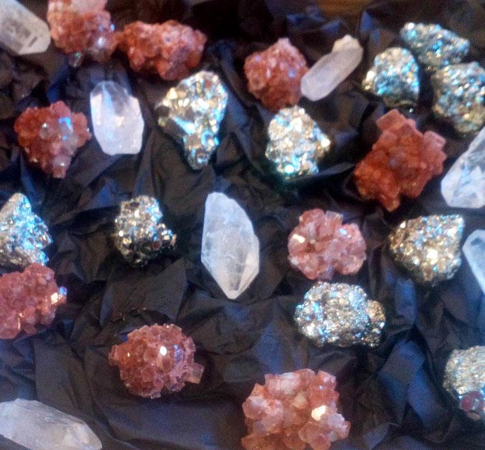 Krystallpakke, 30 stk.