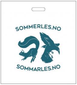 Plastpose Sommerles, 500 stk.