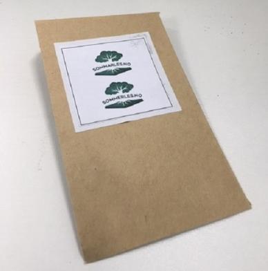 Papirpose til premie, 25 stk.