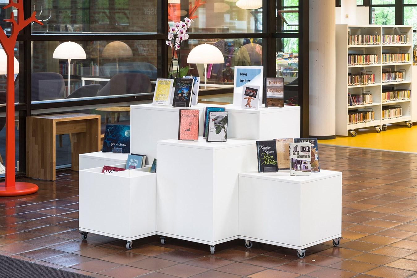 Bærum Bibliotek. Bekkestua