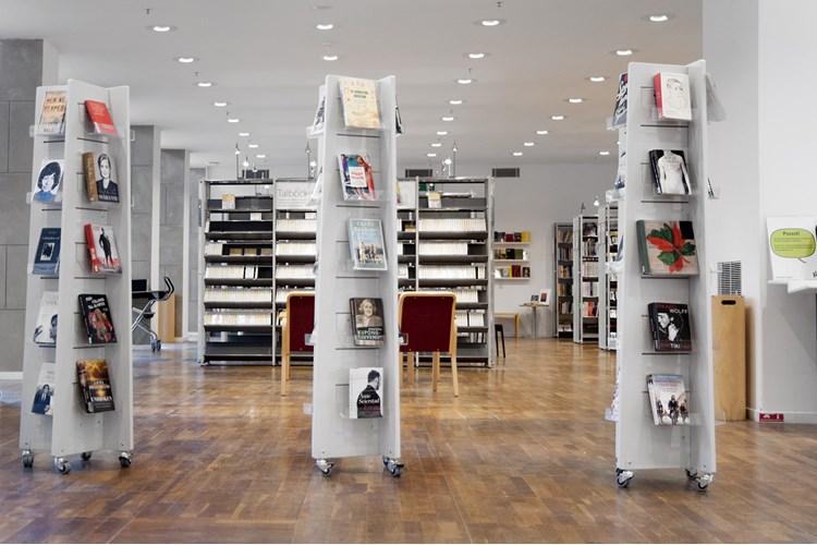 Malmø Bibliotek, Sverige