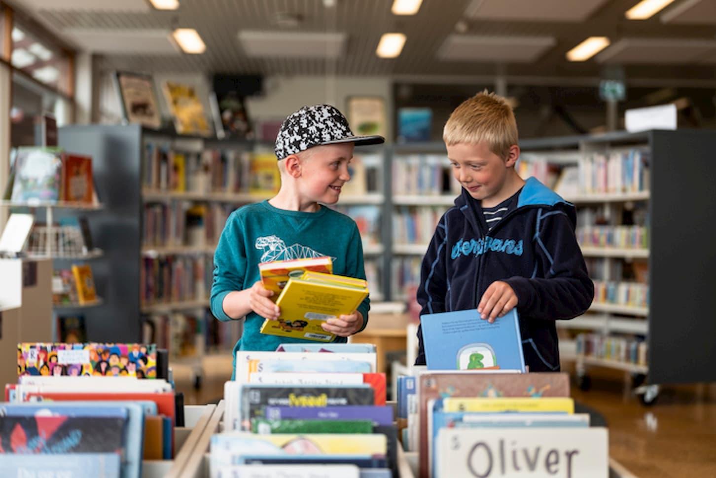 Tynset bibliotek